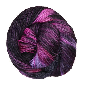 MJ Yarns Simple Sock yarn Midnight Orchid