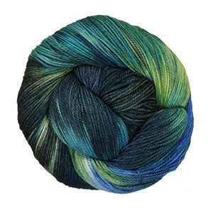 MJ Yarns Opulent Fingering yarn Mystery