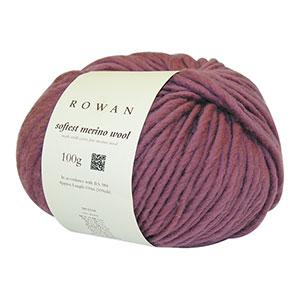 Rowan Selects Softest Merino Wool yarn 0017 Petal