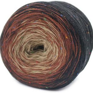 Trendsetter Transitions Tweed yarn 47 Brown/Chocolate/Taupe