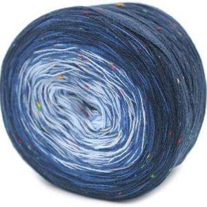 Trendsetter Transitions Tweed yarn 49 Midnight/Denim/Sky