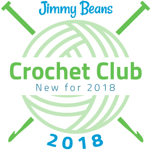 Jimmy Beans Wool Crochet Club kits *Monthly* Auto-Renew Subscription - *USA