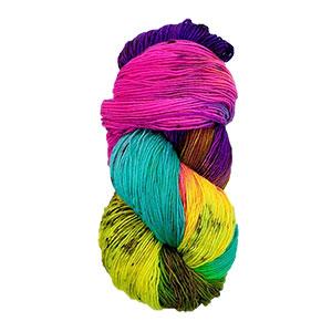 Madelinetosh Tosh Vintage yarn *Quick Shot - Pinata Pop
