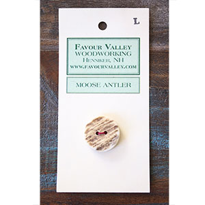Favour Valley Woodworking Antler Buttons productName_2