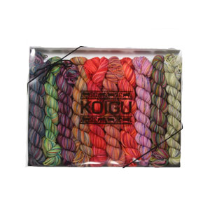 Koigu Pencil Box yarn Urban Dweller