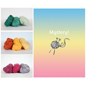 Koigu KPM Solid Grab Bags yarn Mystery!
