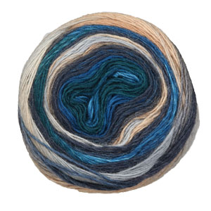 Berroco Nebula yarn 7545 Draco