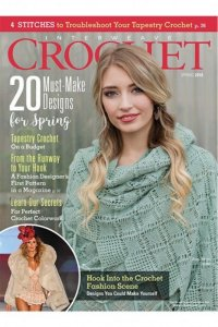 Interweave Press Interweave Crochet Magazine '18 Spring