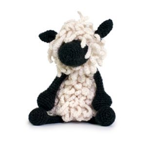 Toft Amigurumi Crochet Kit kits Harold the Teeswater