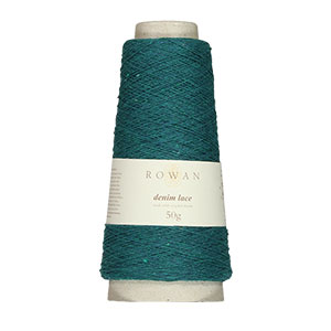 Rowan Denim Lace yarn 04 Erin Green