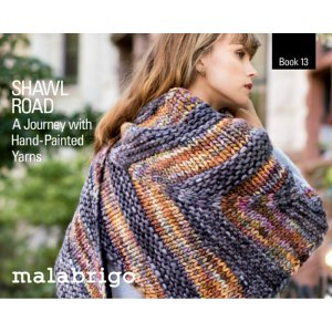 Malabrigo Book Series Book 13: Shawl Road