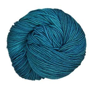 Madelinetosh Tosh Vintage yarn Bluesteau