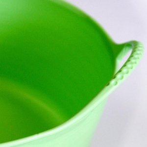 Soak Basins Carrie - Green