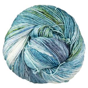 Madelinetosh Tosh Merino Light + Glitter yarn Patagonia