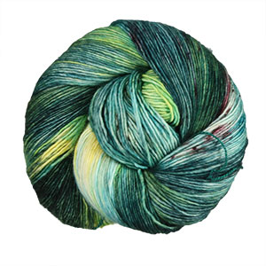 Madelinetosh Tosh Merino Light yarn Jaded Dreams (Summer 2018)