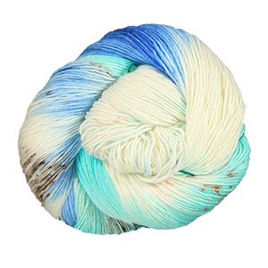Madelinetosh Tosh Merino Light yarn Frosty (Summer 2018)