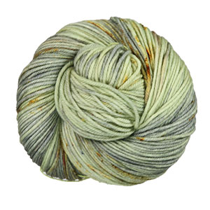 Madelinetosh Tosh Vintage yarn Matcha