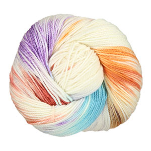 SweetGeorgia Tough Love Sock yarn Gelato