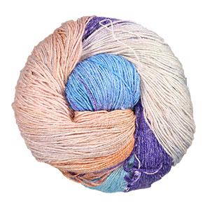 Hand Maiden Flyss yarn Santorini