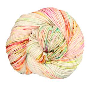 Hedgehog Fibres Merino DK yarn Poppy