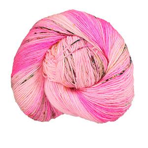 Hedgehog Fibres Skinny Singles yarn Pinky Swear