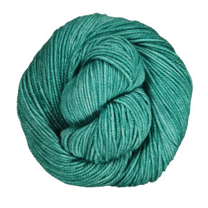 Anzula Squishy 50g yarn Emerald