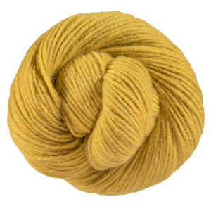 Blue Sky Fibers Eco-Cashmere yarn 1807 Gold Rush