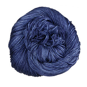 Anzula Milky Way yarn Navy