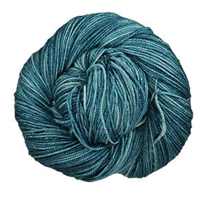 Anzula Lunaris yarn Teal