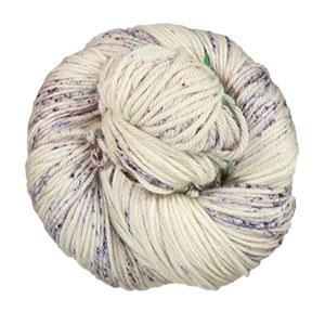 Madelinetosh Pashmina Worsted Onesies yarn Eleven Lite