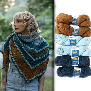 Koigu Color Kits kits The Golden Hour