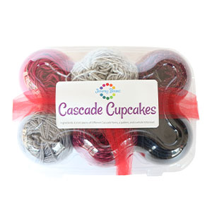 Cascade Cupcakes Sampler 2018 kits Red Velvet