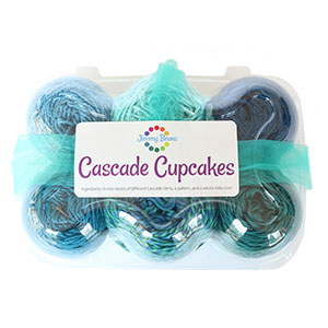Cascade Cupcakes Sampler 2018 kits Blueberry