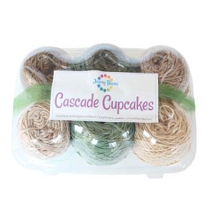 Cascade Cupcakes Sampler 2018 kits Pistachio