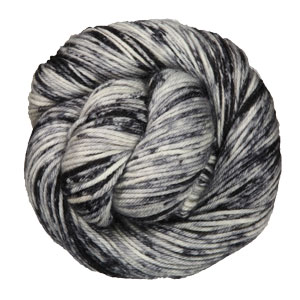 Hedgehog Fibres Merino DK yarn Magpie