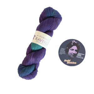 Jimmy Beans Wool A La Carte Micro-Brewed kits 2018 - A Hundred Ravens- Equal Justice Under the law