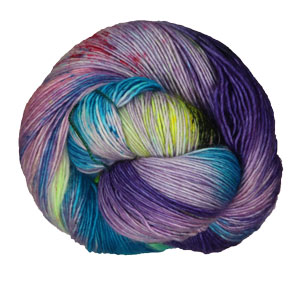 Madelinetosh Tosh Merino Light yarn Quickshot - Digital Spring