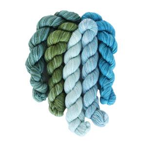 Manos Del Uruguay Fino Miniskein Sets Yarn - 06 Flora