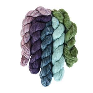 Manos Del Uruguay Fino Miniskein Sets yarn 11 Lydia