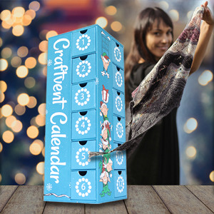 Jimmy Beans Wool Craftvent Calendar kits Sugar Plum Fairy