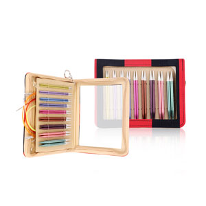 Knitter's Pride Zing Interchangeable Deluxe Needle Set needles Zing Interchangeable Deluxe Needle Set