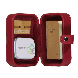 Namaste Maker's Buddy Case Cranberry (Loaded)