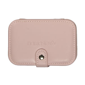 Namaste Knitter's Buddy Case Blush