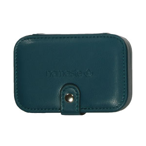 Namaste Knitter's Buddy Case Dark Teal