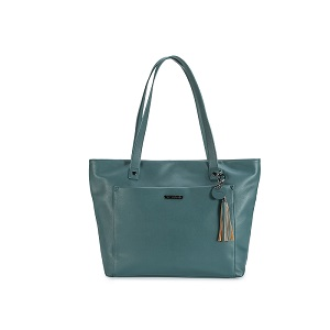 Namaste Maker's Tote Bag Teal