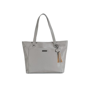 Namaste Maker's Tote Bag Grey