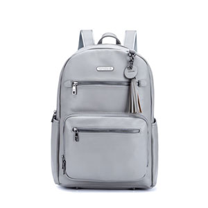 Namaste Maker's Backpack Grey