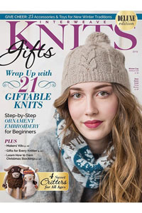 Interweave Press Interweave Knits Magazine '18 Gifts