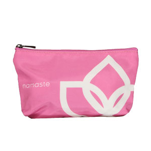 Namaste Maker's Notions Pouch - Hot Pink