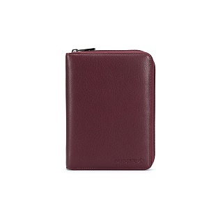 Namaste Maker's Wallet Plum